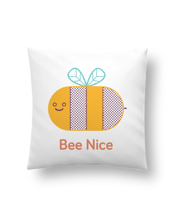 Cushion synthetic soft 45 x 45 cm BeeNice by chriswharton