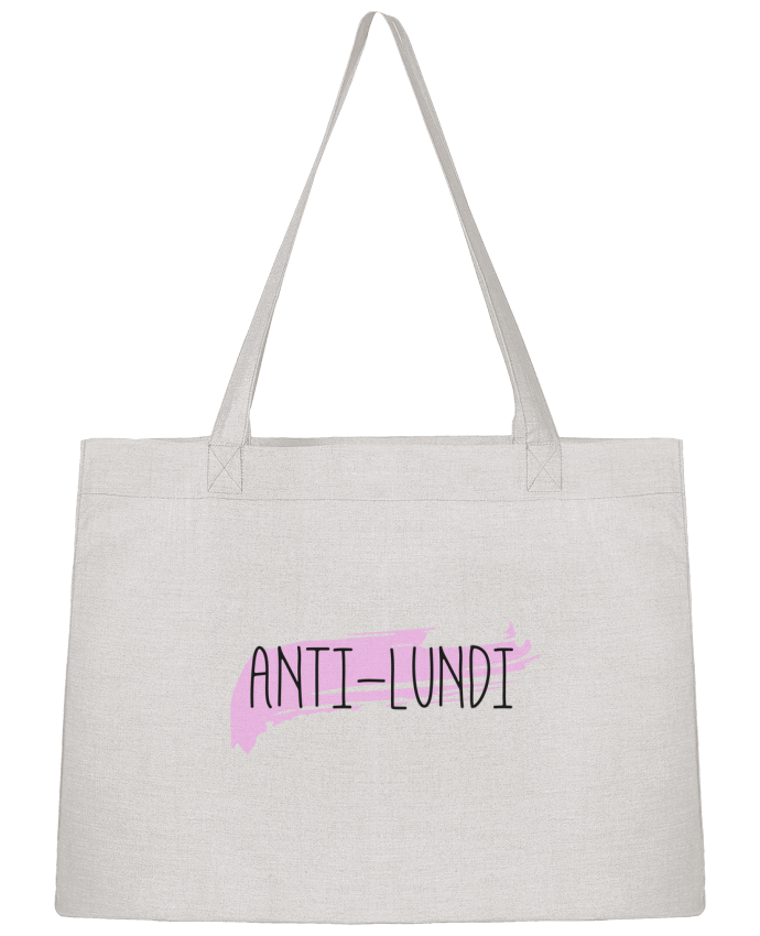 Shopping tote bag Stanley Stella Anti-lundi by tunetoo