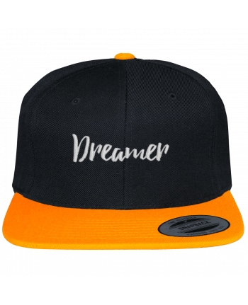Snapback cap two-one varsity bicolore Dreamer by tunetoo