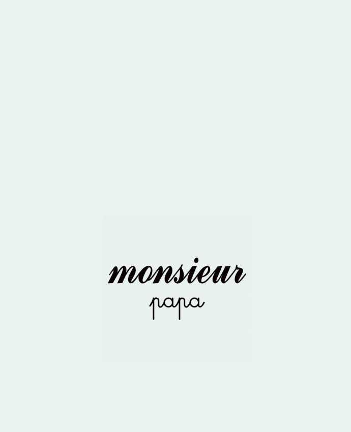 Tote Bag cotton Monsieur Papa by Freeyourshirt.com