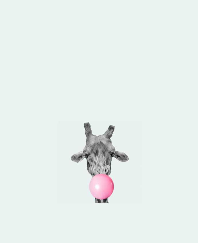 Tote Bag cotton Girafe bulle by justsayin