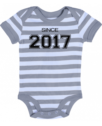 Baby Body striped Since 2017 - justsayin