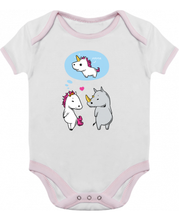 Baby Body Contrast Perfect match by flyingmouse365