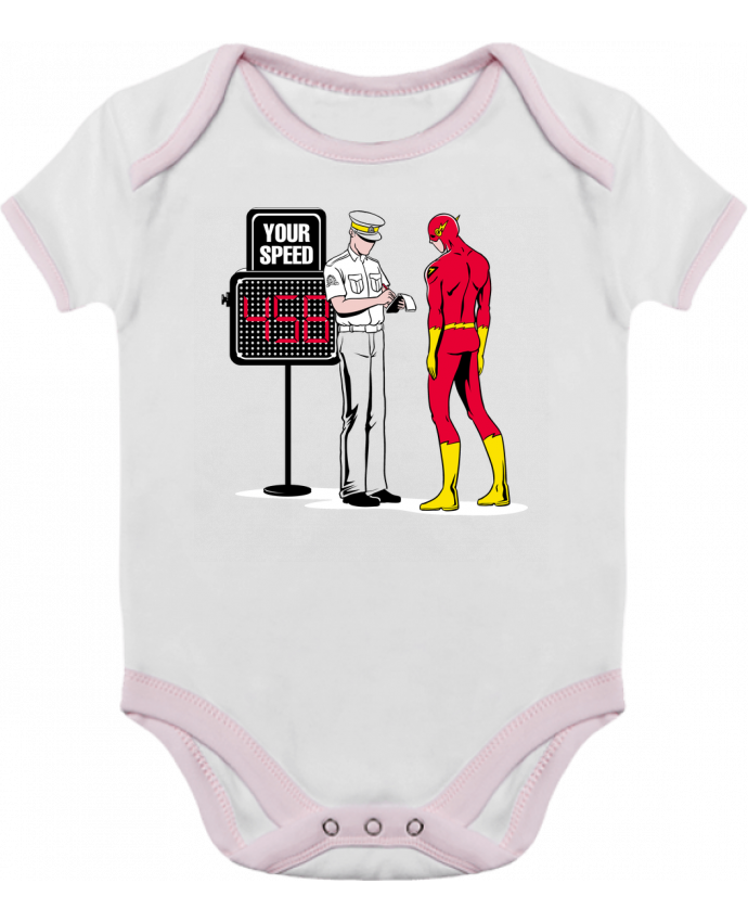 Baby Body Contrast Speed Trap by flyingmouse365