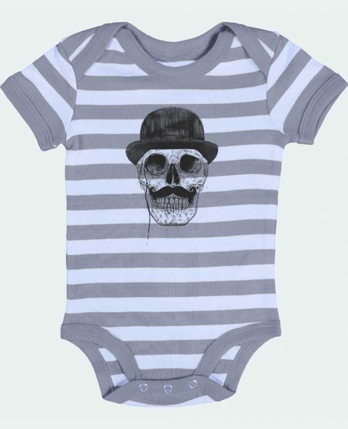 Baby Body striped Gentleman never die - Balàzs Solti