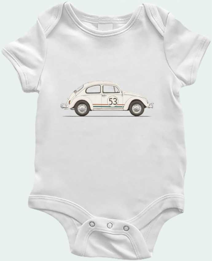 Baby Body Herbie big by Florent Bodart