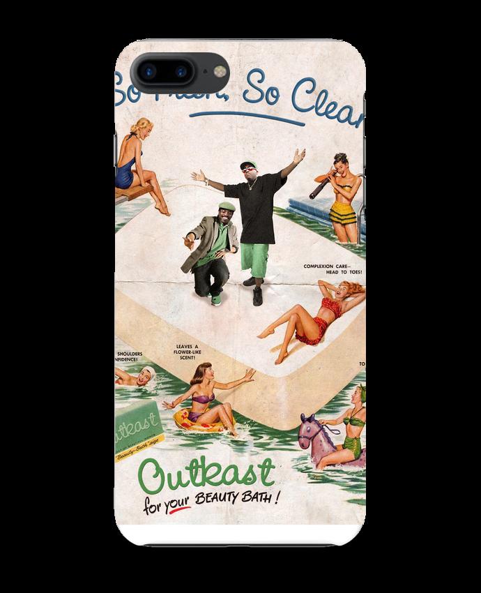 Case 3D iPhone 7+ So Fresh So Clean by Ads Libitum