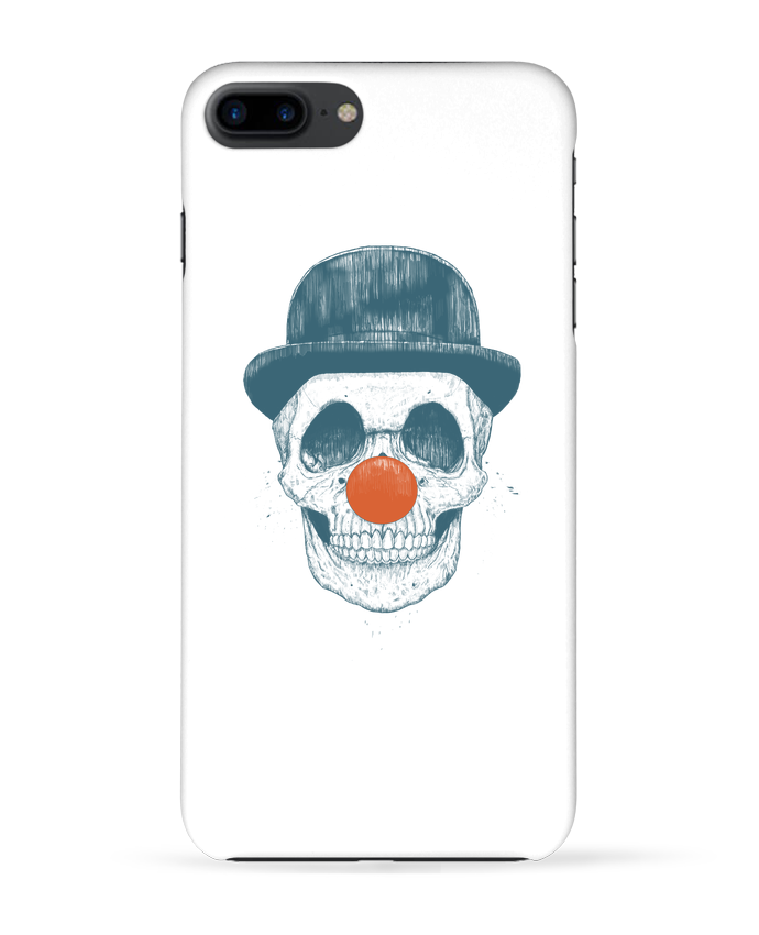 Case 3D iPhone 7+ Dead Clown by Balàzs Solti