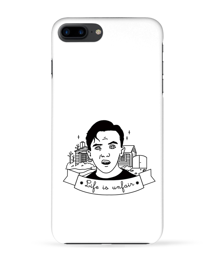 Case 3D iPhone 7+ Malcolm in the middle by tattooanshort