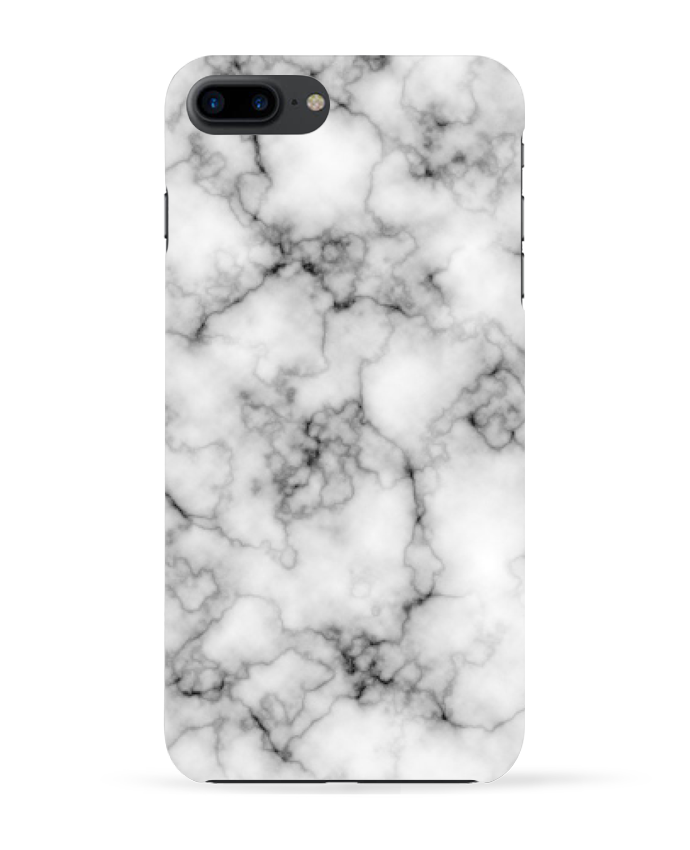 Case 3D iPhone 7+ Marbre by tunetoo