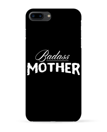 Case 3D iPhone 7+ Badass Mother by tunetoo