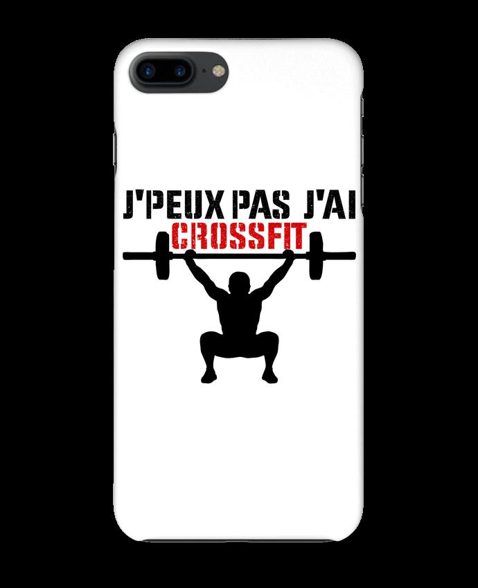 Case 3D iPhone 7+ J'peux pas j'ai Crossfit by tunetoo
