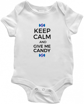 Baby Body Keep Calm and give me candy by tunetoo