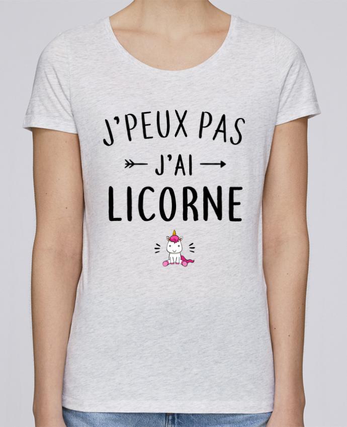 T-shirt Women Stella Loves J'peux pas j'ai licorne by LPMDL