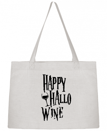 Shopping tote bag Stanley Stella Hallowine by mini09