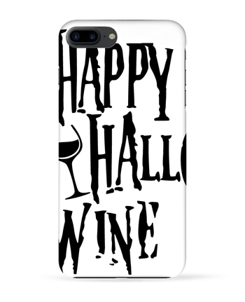 Case 3D iPhone 7+ Hallowine by mini09