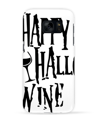 Case 3D Samsung Galaxy S7 Hallowine by mini09