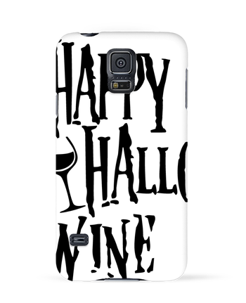 Case 3D Samsung Galaxy S5 Hallowine by mini09