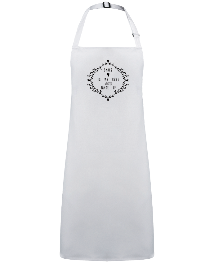 Apron no Pocket Smile is my best make up by  Les Caprices de Filles