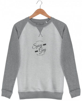 Sweat French Terry Spicy guy by Les Caprices de Filles