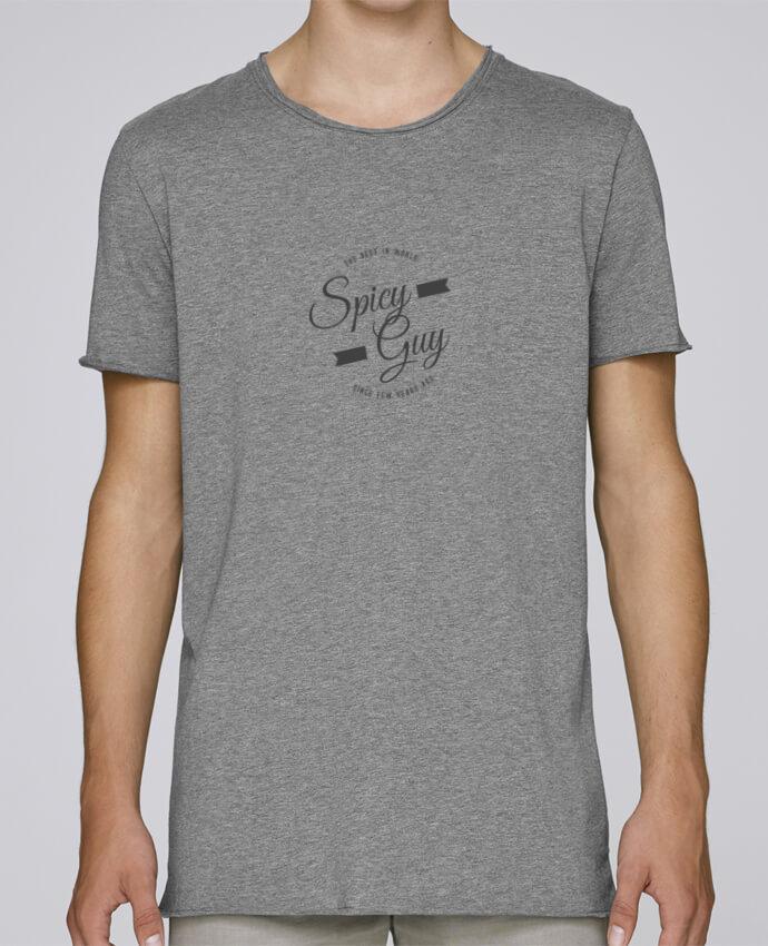 T-shirt Men Oversized Stanley Skates Spicy guy by Les Caprices de Filles