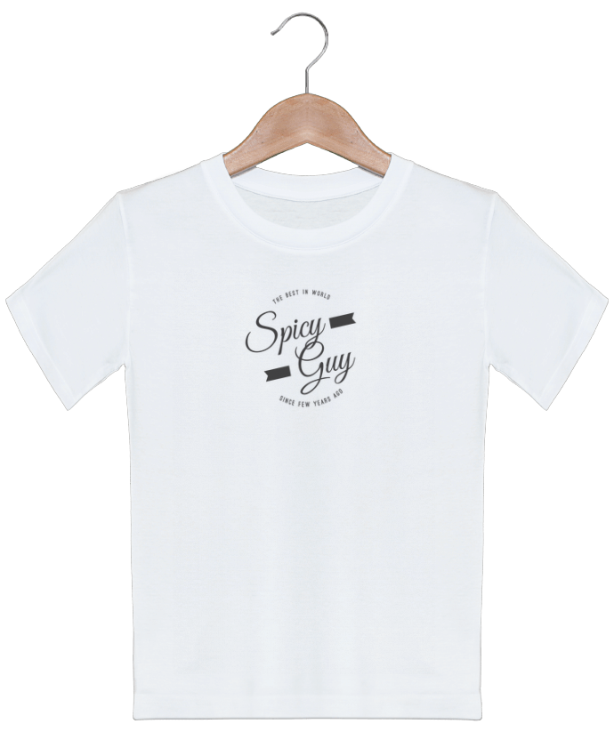 T-shirt garçon motif Spicy guy Les Caprices de Filles