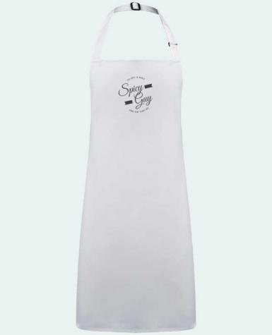 Apron no Pocket Spicy guy by  Les Caprices de Filles
