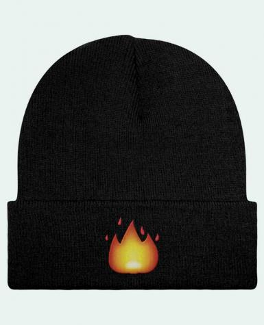 Reversible Beanie Fire by tunetoo by tunetoo