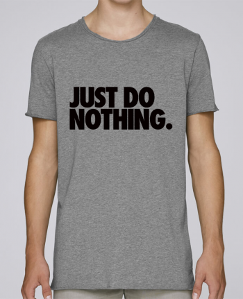 T-shirt Men Oversized Stanley Skates Just Do Nothing by Freeyourshirt.com