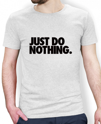 T-Shirt Men Stanley Hips Just Do Nothing by Freeyourshirt.com