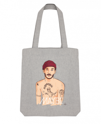 Tote Bag Stanley Stella Maybe by 13octobre