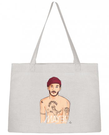 Shopping tote bag Stanley Stella Maybe by 13octobre