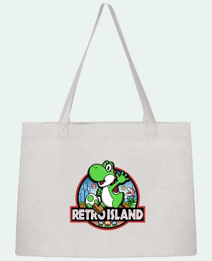 Shopping tote bag Stanley Stella Retro Park by Kempo24