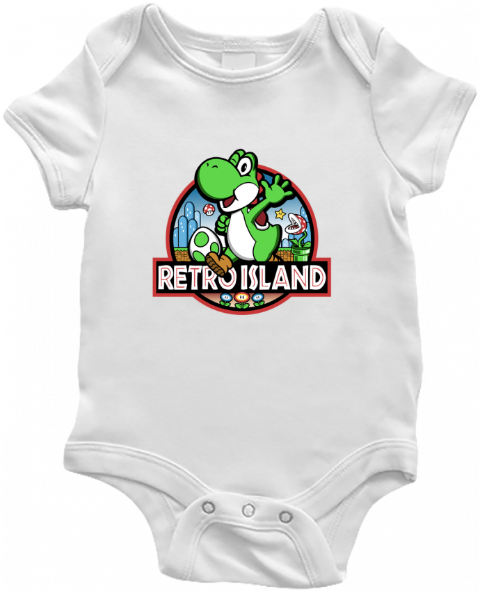 Baby Body Retro Park by Kempo24