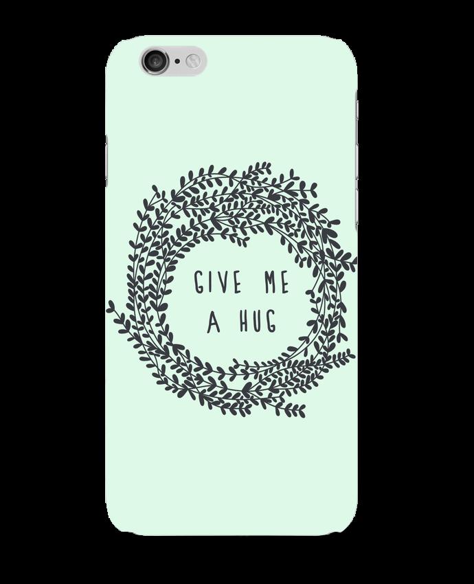 Case 3D iPhone 6 Give me a hug by Les Caprices de Filles