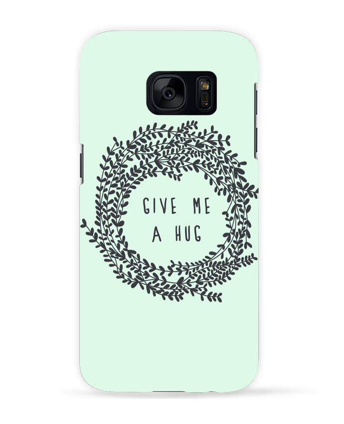 Case 3D Samsung Galaxy S7 Give me a hug by Les Caprices de Filles