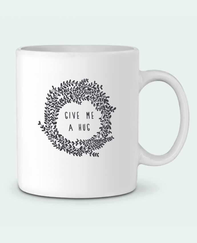 Ceramic Mug Give me a hug by Les Caprices de Filles