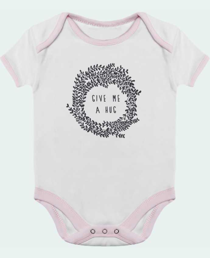 Baby Body Contrast Give me a hug by Les Caprices de Filles