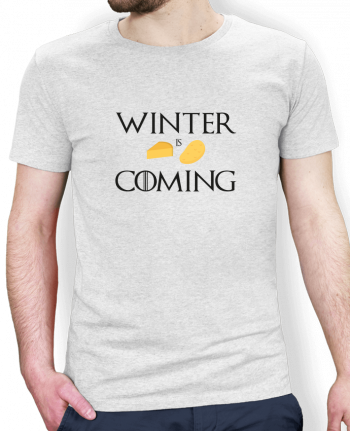 T-Shirt Men Stanley Hips Winter is coming by Ruuud