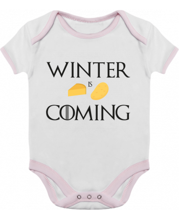 Baby Body Contrast Winter is coming by Ruuud