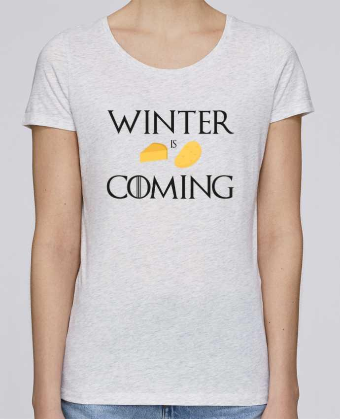 T-shirt Women Stella Loves Winter is coming by Ruuud
