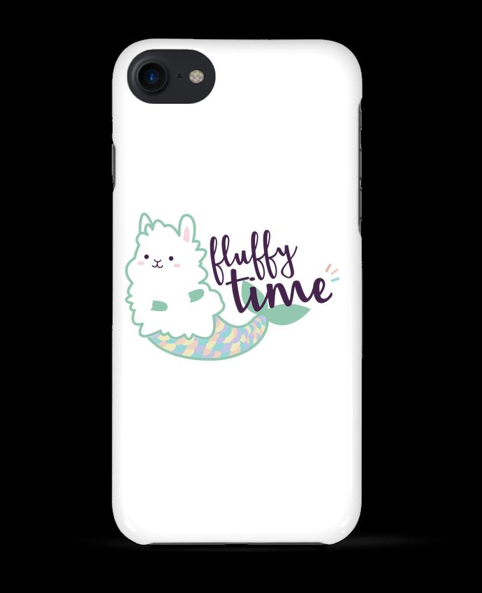 Case 3D iPhone 7 Mermaid Fluffy de Nana