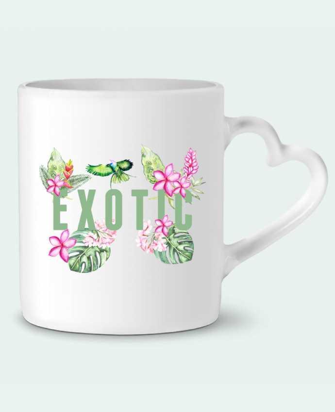 Mug Heart Exotic by Les Caprices de Filles