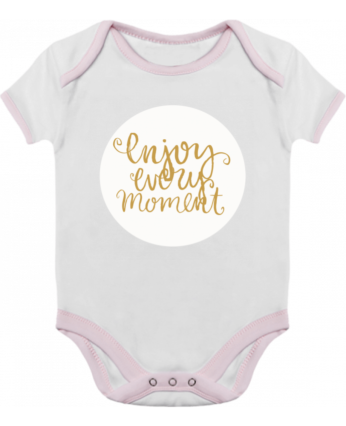 Baby Body Contrast Enjoy every moment by Les Caprices de Filles