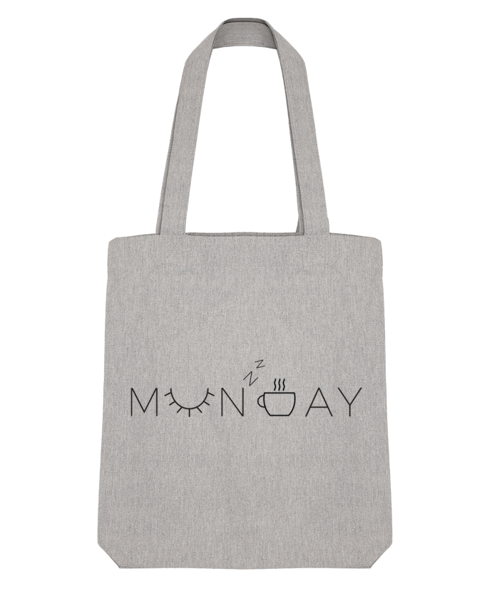 Tote Bag Stanley Stella Monday by Ruuud