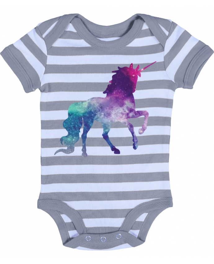 Baby Body striped Space Unicorn - Crazy-Patisserie.com