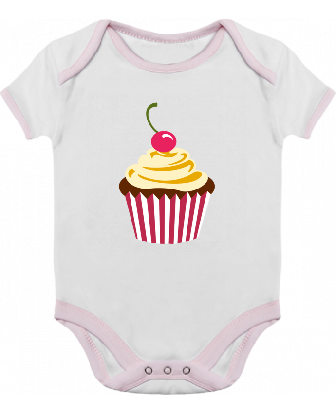 Baby Body Contrast Cupcake by Crazy-Patisserie.com