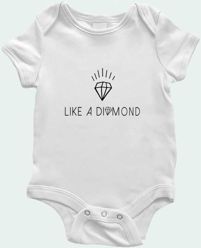 Baby Body Like a diamond by Les Caprices de Filles