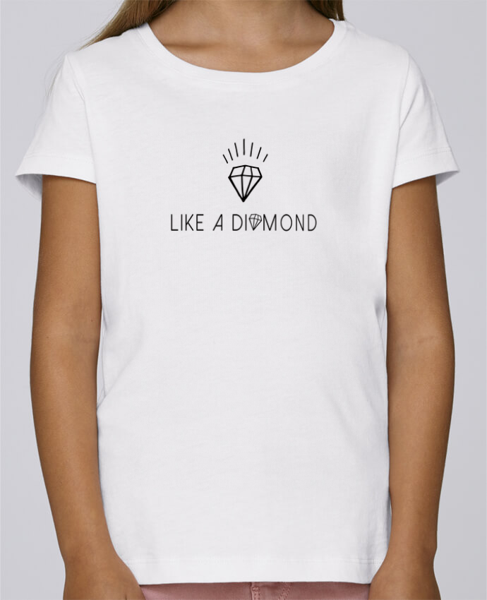T-shirt Women Stella Draws Like a diamond by Les Caprices de Filles
