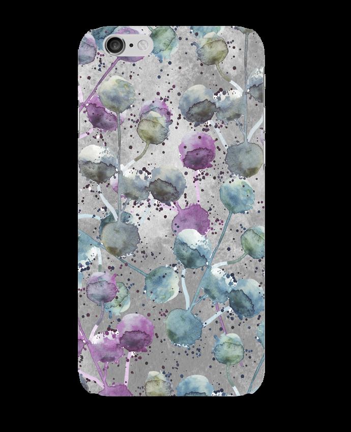 Case 3D iPhone 6 Jardin astral by Les Caprices de Filles